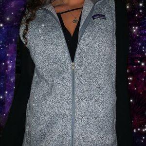 Patagonia grey vest